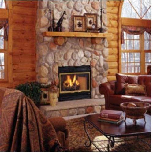 Fireplaces : SC-60 HEATILATOR UNIT