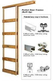 Marwin Pocket Door Frames